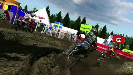 MXGP : 3ème trailer avec le championnat MX2 de MXGP : The Official Motocross Videogame