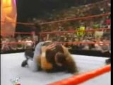 WWE - HHH invades RAW to get revenge on