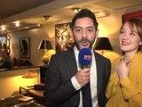 Manu Payet et Anaïs Demoustier, reporters de choc pour le Printemps du cinéma - 14/03
