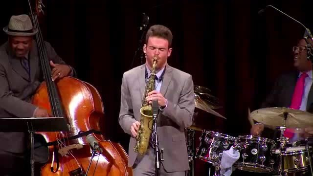 Andrew Gould's Performance at Thelonious Monk International Saxophone Competition 2013