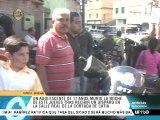 Vecinos de la calle Real de Catia protestaron por asesinato de joven