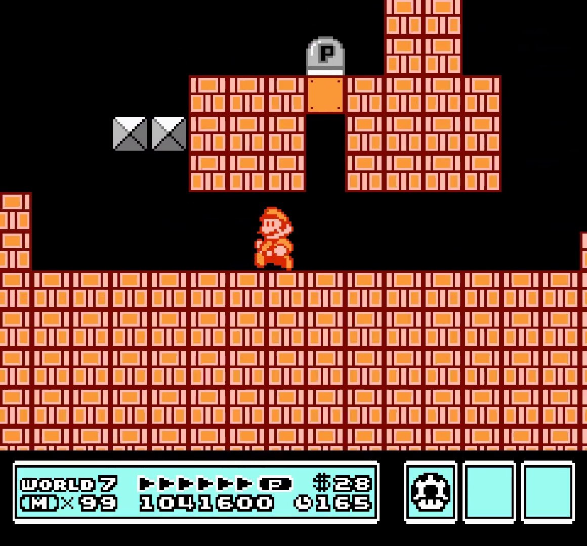 How To Beat World 7 Castle In Super Mario Bros 3 Hd 1080p Video