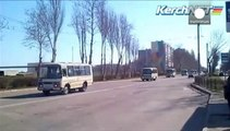 I tatari manifestano contro il referendum in Crimea