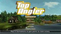 Top Angler HD on Dolphin Emulator (Widescreen Hack)