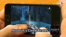 Assassin's Creed Pirates : Devenez capitaine d'un bateau de pirates - Le test de l'appli smartphone par 01netTV