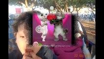 Malak et Adam 2014 je t'aimais , je t'aime et je vous aimerai ( clip dedié à mes enfants )