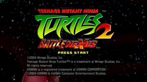 TMNT 2 Battle Nexus HD on Dolphin Emulator (Widescreen Hack) part1