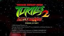 TMNT 2 Battle Nexus HD on Dolphin Emulator (Widescreen Hack) part1