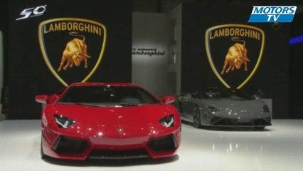 2013 Geneva Motor Show - Lamborghini Veneno
