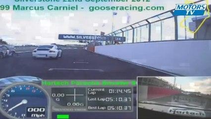 Last Lap - Porsche Cup Championship Silverstone