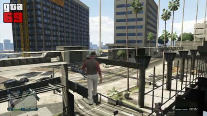 GTA Online - Wallbreach Eclipse Medical Tower