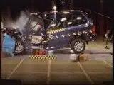 crashtest Kia Carnival (2003)
