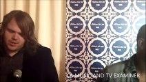 Caleb Johnson and CJ Harris Top 10 interview American Idol