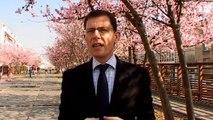 Laurent Lafon annonce son programme si il est réélu à Vincennes pour les municipales 2014