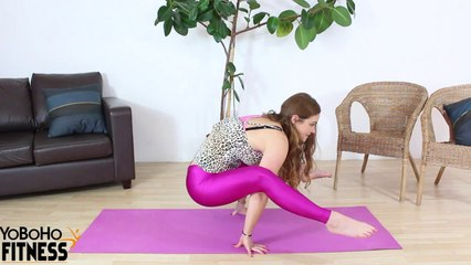 Hot Body Yoga Work Out