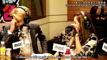 Vietsub] Kris & Lay singing Rainbow - Idol True... - [Hi! Kris~]- EXO KRIS 's Vietnam Fanpage
