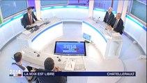 La voix est libre : le débat des municipales à Châtellerault