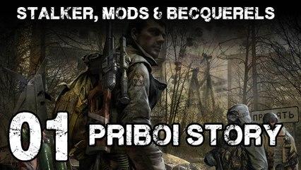 Stalker, Mods & Becquerels : Priboi Story