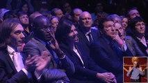 """Bertrand Delanoë au meeting d'Anne Hidalgo """"Ne rendez pas les clés"""""""
