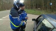 St Martin de Boscherville (76) : contrôles de la vitesse adaptée à la pollution