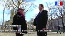 Municipales 2014, la Roche sur Yon (85) - Raoul Mestre : pression fiscale et sécurité