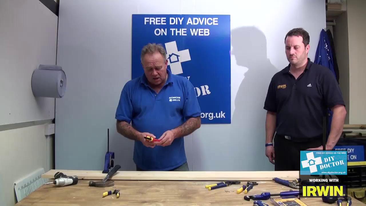 Irwin VDE Combi Pliers from DIY Doctor