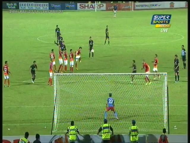 Sarawak v LionsXII MLS FT highlights 15 Mar 2014