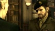 Metal Gear Solid 3 Snake Eater Ending