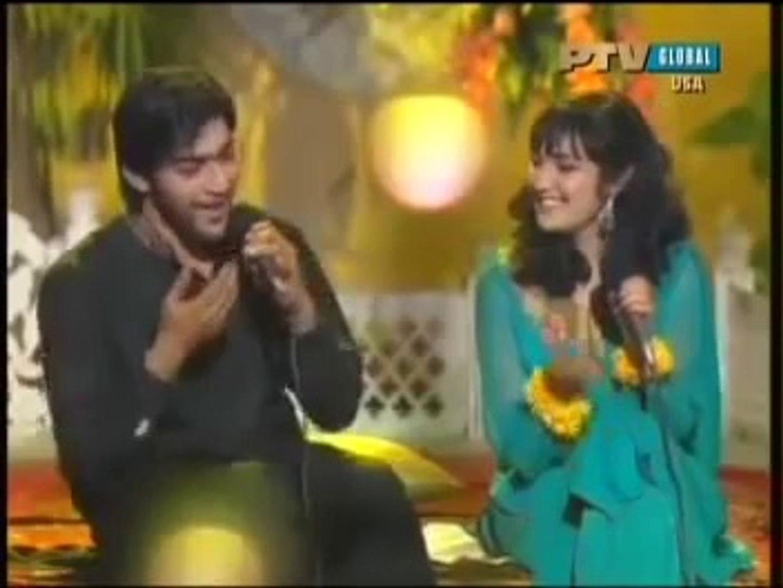 Mehdi Hasan & Noor Jahan's song - Sara Raza Khan & Ali Abbas(Tum Meley Pyar Mele)
