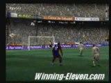 the best goal -Winning eleven