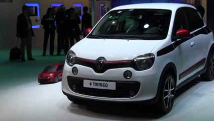 Renault Twingo - Salon de Genève 2014