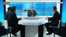 Cloud computing: qu'en pensent les français ?: Erwan Lestrohan, Bruno Vanryb et Franck Bossel, dans 01Business - 15/03 3/4