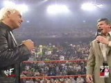 Vince McMahon Welcomed NWO
