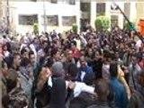 مظاهرات مناهضة للانقلاب في جامعات مصرية