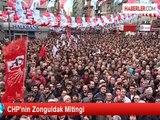 CHP'nin Zonguldak Mitingi