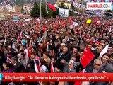 CHP'nin Amasya Mitingi