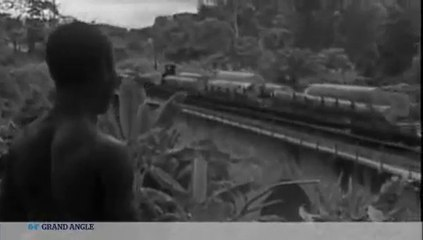 Chemin de fer Congo-Océan: Crimes coloniaux, une histoire oubliée