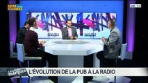 Pourquoi toutes les pubs radio se ressemblent ?: Frank Tapiro, Valéry Pothain et Charlotte Bricard, dans A vos marques – 16/03 2/3