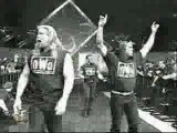 WWE No Way Out 2002 - nWo Entrance