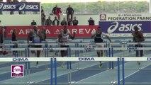 Finale A 60 m haies Espoirs Garçons