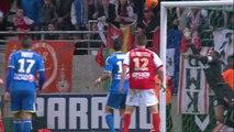 But Antoine DEVAUX (67ème) - Stade de Reims - Olympique de Marseille - (1-1) - 14/03/14 - (SdR-OM)