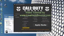 Call Of Duty Ghosts Aimbot, Fast Prestige, God Mode Hacks February 2014