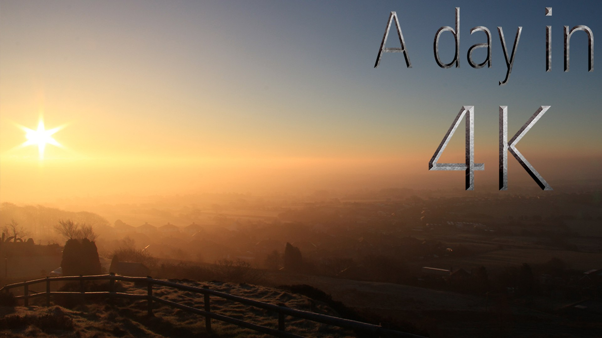 A day in 4K - free 4K stock footage