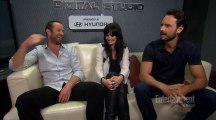 300- Rise of an Empire - San Diego Comic Con - Interview