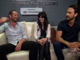 San Diego Comic Con - Interview San Diego Comic Con (Anglais)