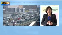 """Anne Hidalgo : """"La lutte contre la pollution est un enjeu de santé publique"""" (BFMTV)"""