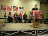 Jonathan SCHWARTZ, syndicaliste & Garance VALLAT Parti de Gauche - FRONT DE GAUCHE ANTIBES