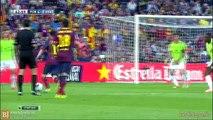 Grâce à un doublé, Lionel Messi devient le meilleur buteur de l'histoire du FC Barcelone