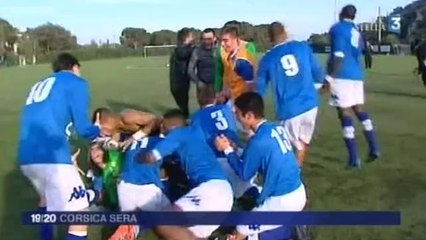 [Gambardella] S.C Bastia-Sochaux 2013-2014