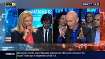 BFM Politique: L'interview BFM Business, Pascal Lamy répond aux questions d'Hedwige Chevrillon - 16/03 2/6